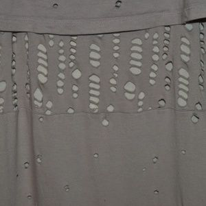 See By Chloe Dresses - See by Chloe Distressed Dress, Size 8